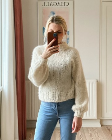 Louisiana Sweater | Oppskrift | PetiteKnit