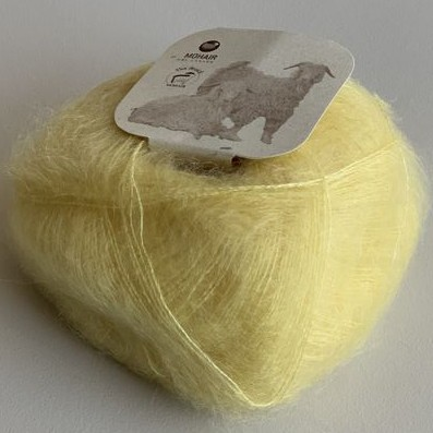 Brushed Lace Mohair By Canard