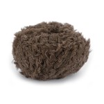 Pure eco fur brun melert