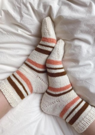 Everyday Socks | Sisu | Oppskrift PetiteKnit