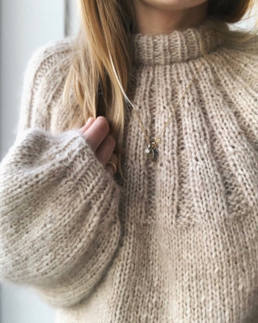 Sunday Sweater - Petite Knit