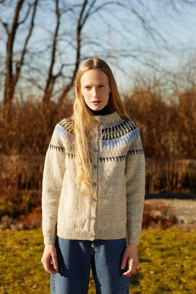 336 Spiret | Rauma Garn | Hefte | Idestova As