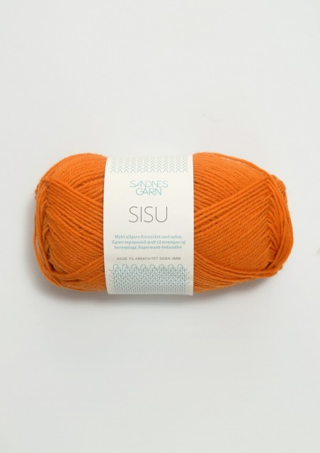 SISU SUPERWASH ORANSJE 3326