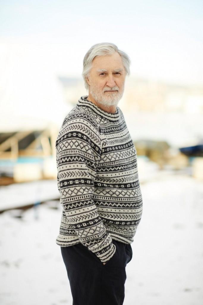 333 10 Setesdal genser, herre | Oppskrifter | Rauma Garn