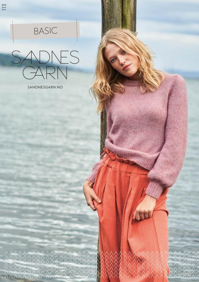 Sigrid Genser Sandnes Garn