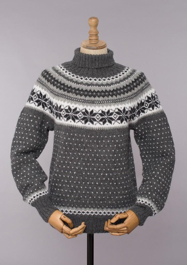 oppskrift på nancy genser