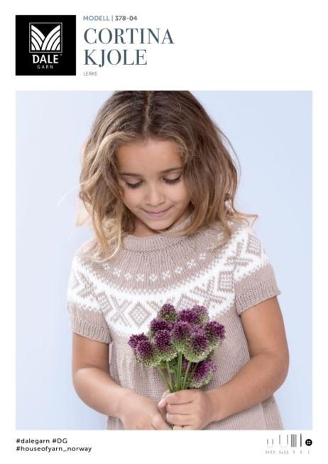 DG208 01A Baby ull kjole & jakke – Dale Garn | Jakker, Ull