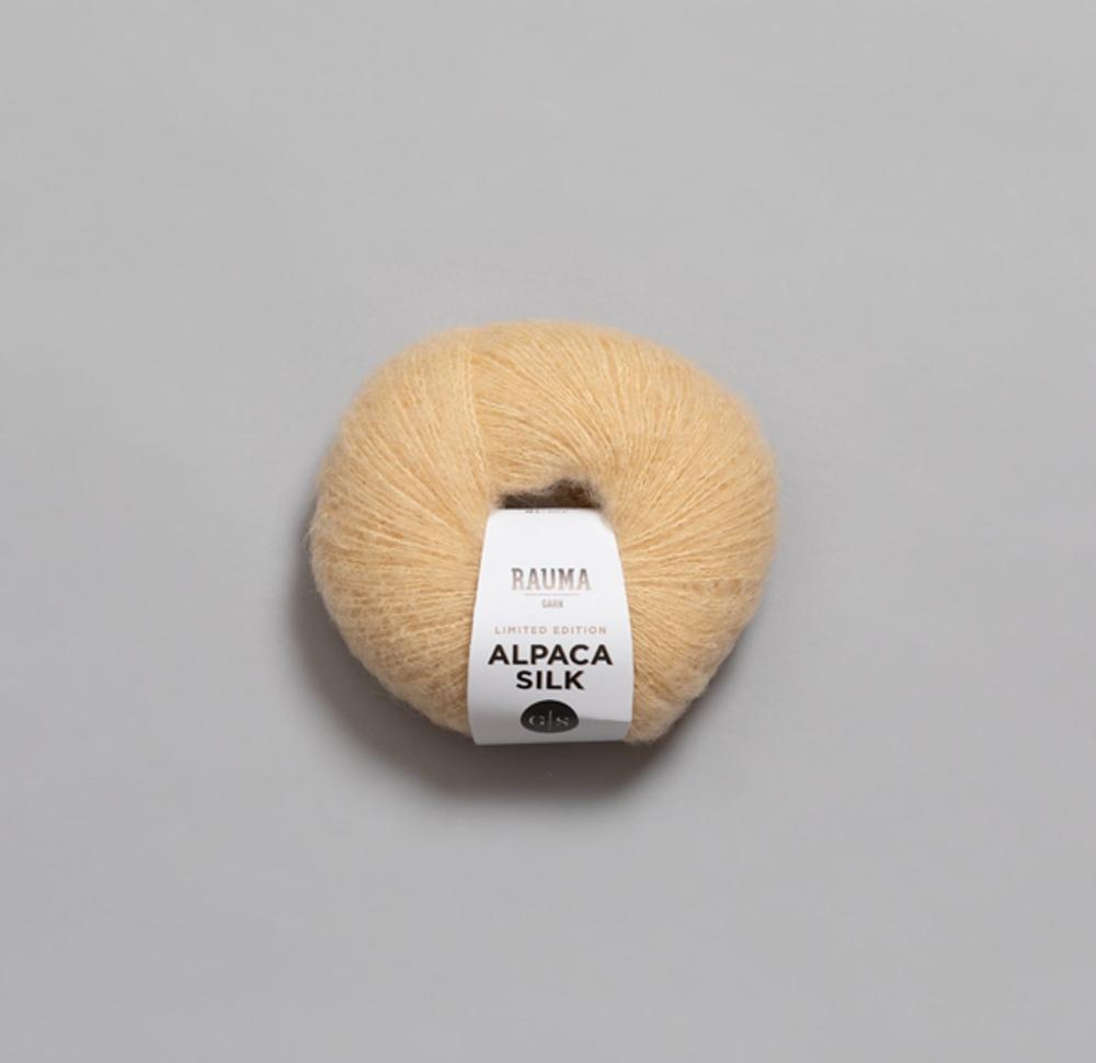 322 1 | Pattygenser | Alpaca Silk | Guttenogstrikkemor