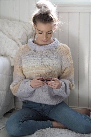 Simplicity sweater i Deilig oppskrift KNITNORWAY