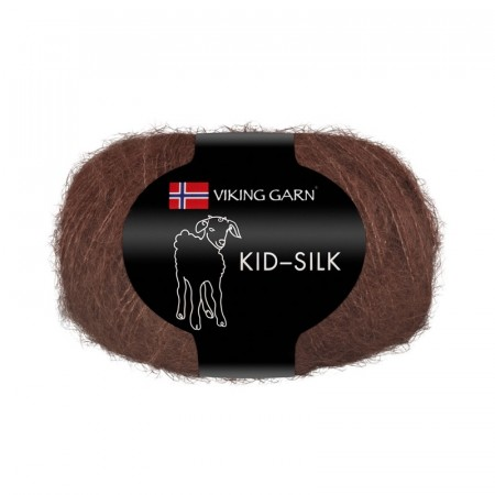 Kid silk Viking Garn