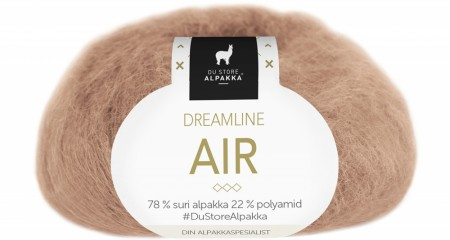 Dreamline Air | Du store Alpakka