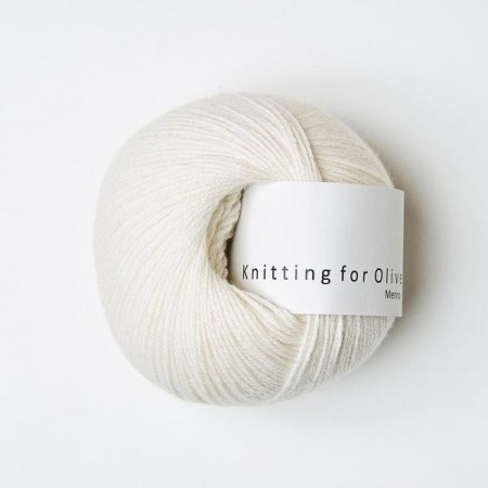 Knitting for Olive Merino - Naturhvid / Natural White