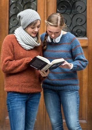 Sara genseren av Knitting Inna