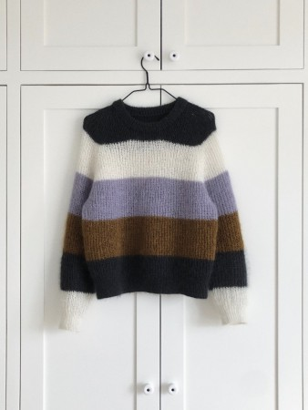 Sekvens Sweater | Oppskrift | Petite Knit