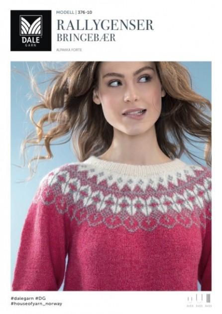 720 bringebær genser