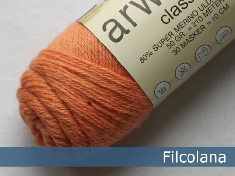 341 Tilia Winter Peach / 254 Arwetta Coral